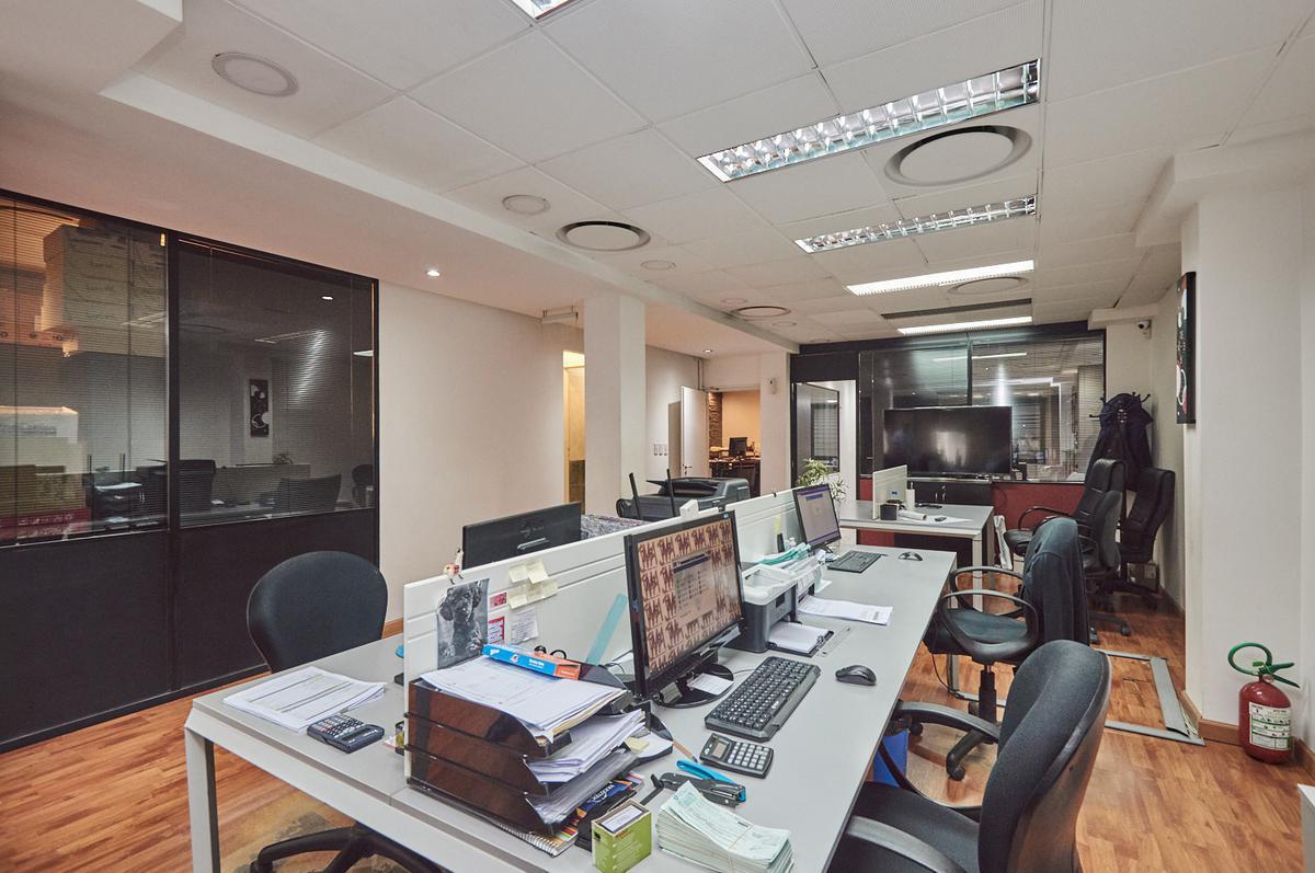 Foto Oficina en Alquiler en  San Telmo ,  Capital Federal  alicia moreau de justo al 1700