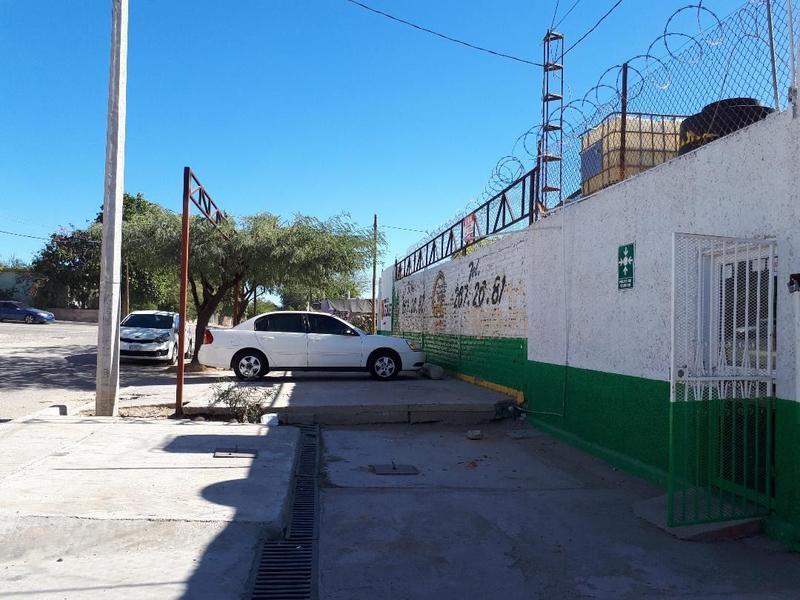 Foto Bodega Industrial en Venta en  Hermosillo ,  Sonora  BODEGA INDUSTRIAL EN VENTA EN LA CAFÉ COMBATE AL NORTE DE HERMOSILLO, SONORA