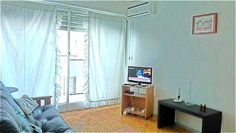 Foto Departamento en Alquiler temporario en  Belgrano R,  Belgrano  Av. Federico Lacroze y Av. Luis Maria Campos