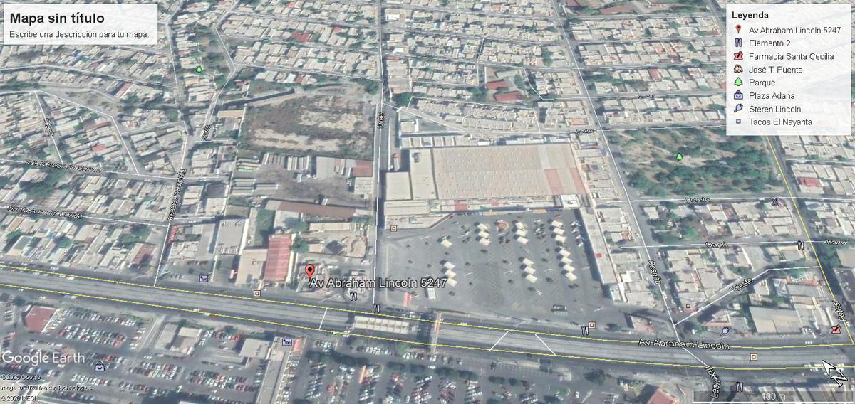 Foto Terreno en Renta en  Monterrey ,  Nuevo León  Lincon, Monterrey, Nuevo Leon.