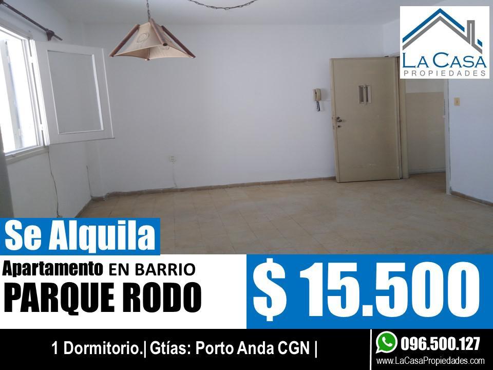 Foto Apartamento en Alquiler en  Parque Rodó ,  Montevideo  Blanes al 1000