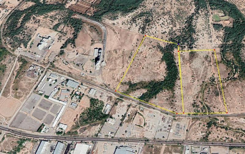 Foto Terreno en Venta en  Parque industrial Parque Industrial,  Hermosillo  TERRENO VENTA PARQUE INDUSTRIAL