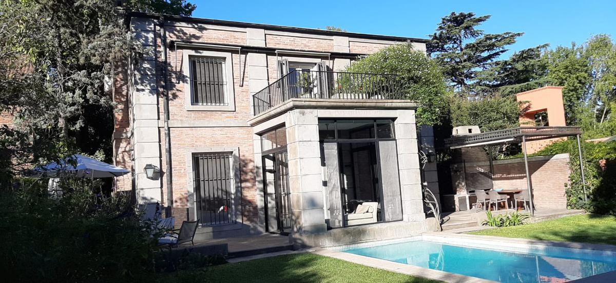 Foto Casa en Venta en  Las Lomas-Jockey,  Las Lomas de San Isidro  Hudson al 500