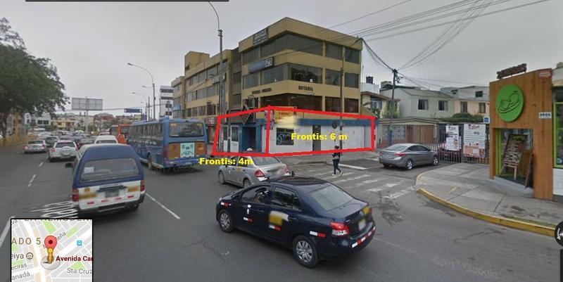 Foto Edificio Comercial en Alquiler en  San Luis,  Lima  San Luis