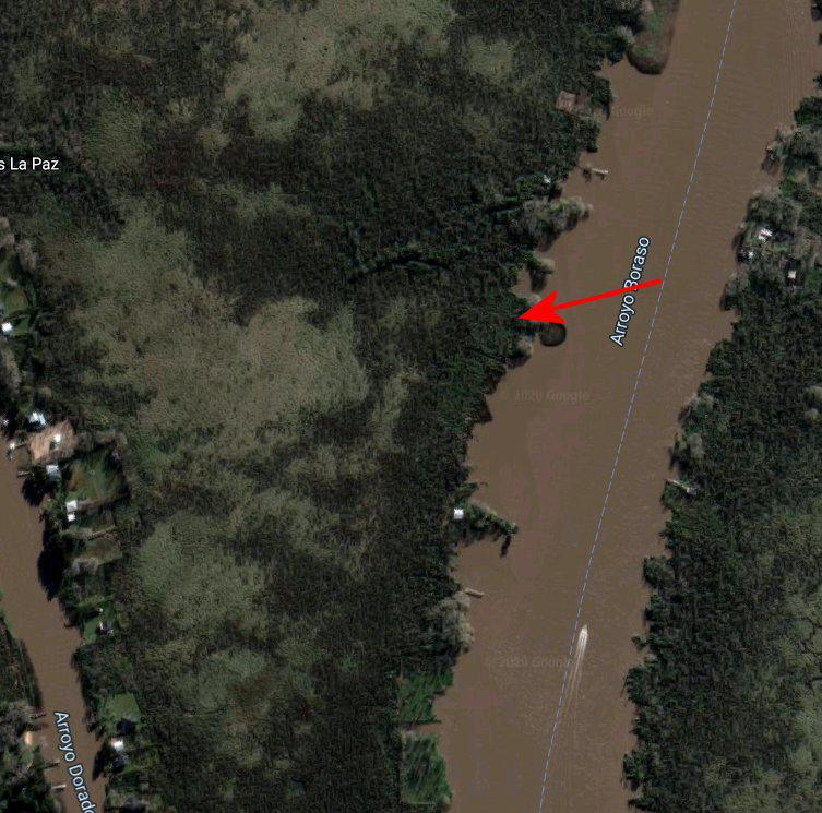 Foto Terreno en Venta en  Urion,  Zona Delta Tigre  Rio Urion Pa 22 y 23