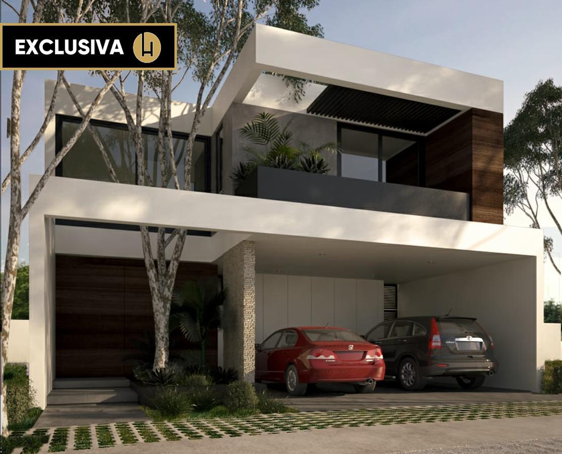 Foto Casa en Venta en  Mérida ,  Yucatán  PARQUE CENTRAL ROBLE 4 | CHOLUL