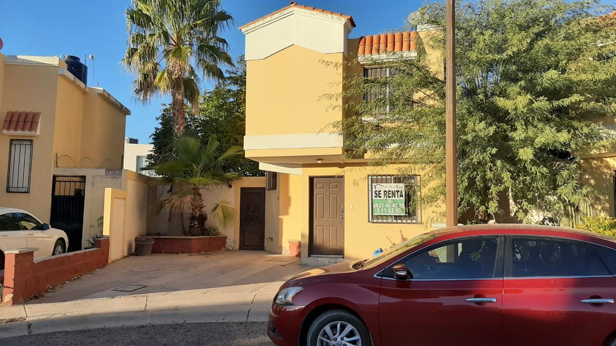 Foto Casa en Renta en  Residencial San Marcos,  Hermosillo  CASA EN RENTA EN RESIDENCIAL SAN MARCOS