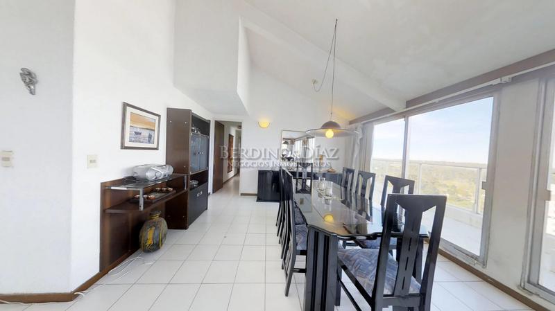 Foto Departamento en Venta en  Roosevelt,  Punta del Este          Precioso Penthouse con Excelente Vista a la Bahía de Playa Mansa