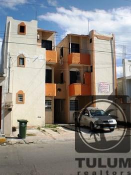 Foto Edificio Comercial en Venta en  Solidaridad ,  Quintana Roo  Edificio 45 Playa del Carmen