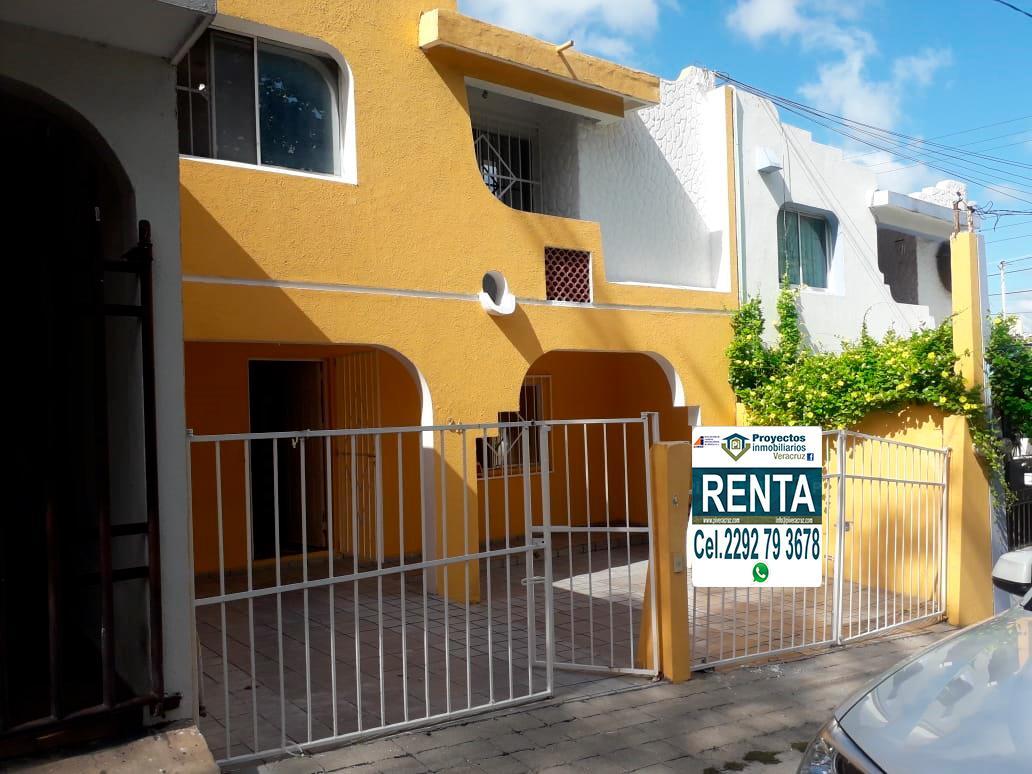 Foto Casa en Renta en  La Tampiquera,  Boca del Río  CASA EN RENTA FRACCIONAMIENTO TAMPIQUERA BOCA DEL RÍO VERACRUZ