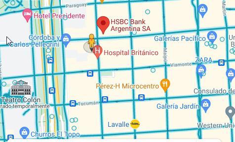 Foto Departamento en Alquiler en  Centro (Capital Federal) ,  Capital Federal  SUIPACHA 700