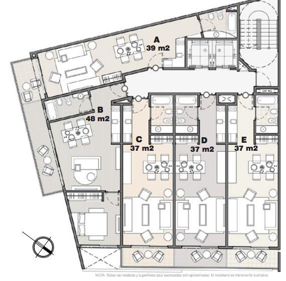 Foto Departamento en Alquiler en  Chacarita ,  Capital Federal  Av. Dorrego al 1400