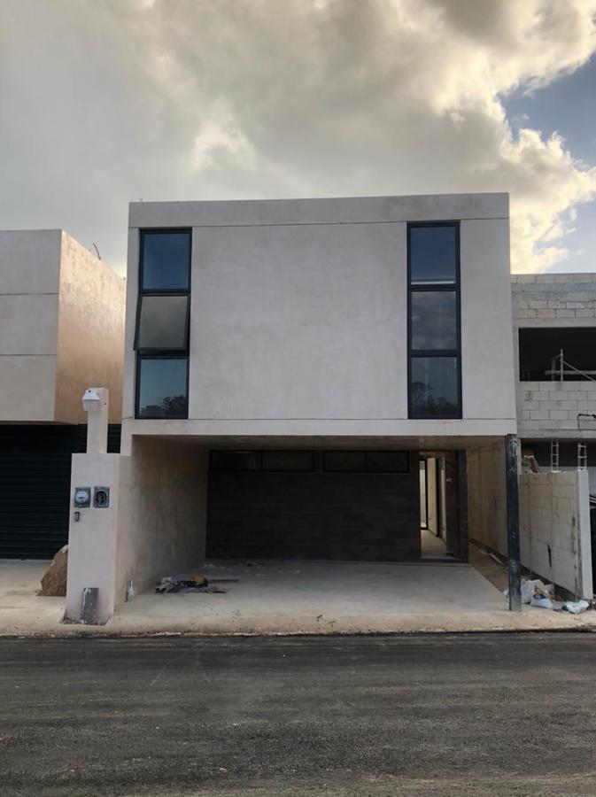 Foto Casa en Venta en  Mérida ,  Yucatán  LUMTANA MODELO DZITYA 2R | CHOLUL