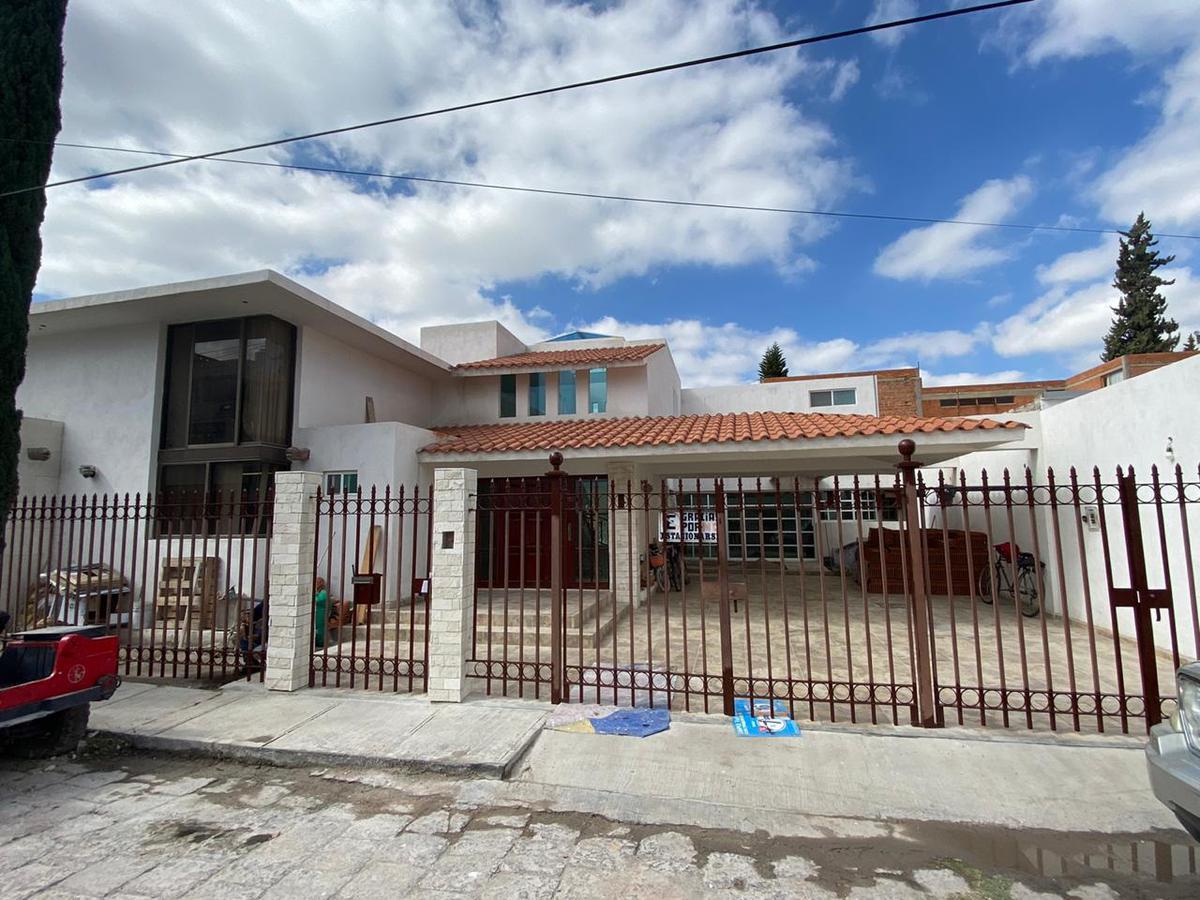Foto Casa en Venta en  San Luis Potosí ,  San luis Potosí  CASA EN VENTA EN COLONIA VISTAHERMOSA, SAN LUIS POTOSI