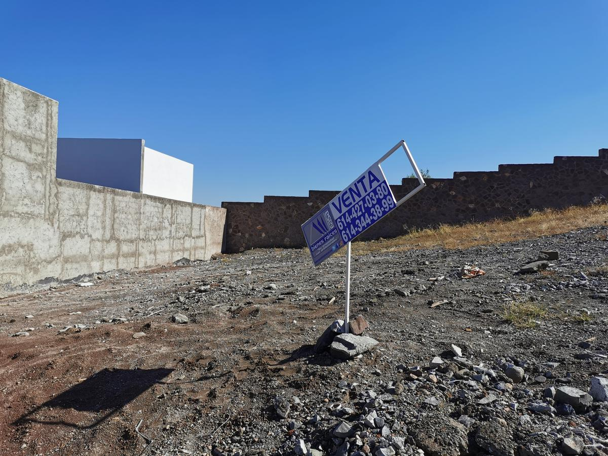 Foto Terreno en Venta en  Chihuahua ,  Chihuahua  LOMAS DEL PEDREGAL, ZONA CANTERAS. LOTE DE 375.00 M2