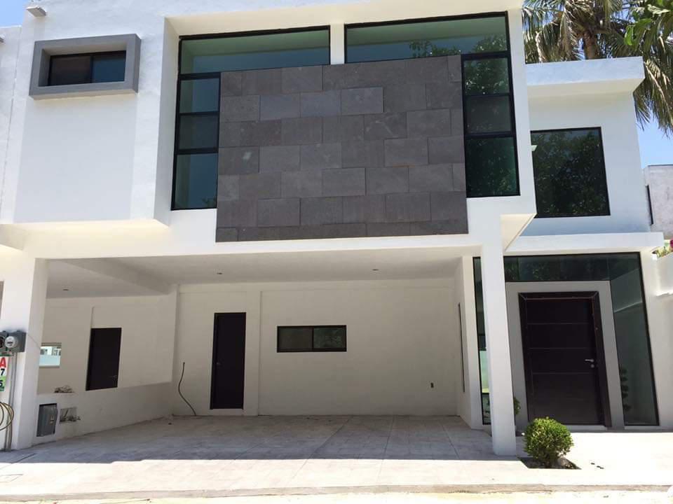 Foto Casa en Venta en  Fraccionamiento Hacienda del Rul,  Tampico  CASA NUEVA 4 RECAMARAS CON AMPLIO PATIO EN FRACC. RUL