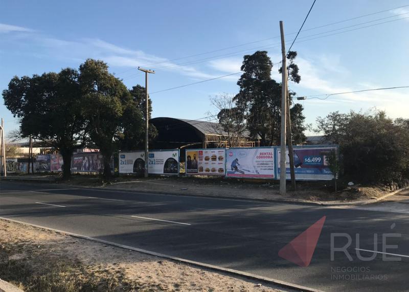 Foto Terreno en Alquiler en  Los Boulevares,  Cordoba  Lote con Galpón en Alquiler en Av La Voz del Interior. A mts del Quorum Hotel y del Aeropuerto
