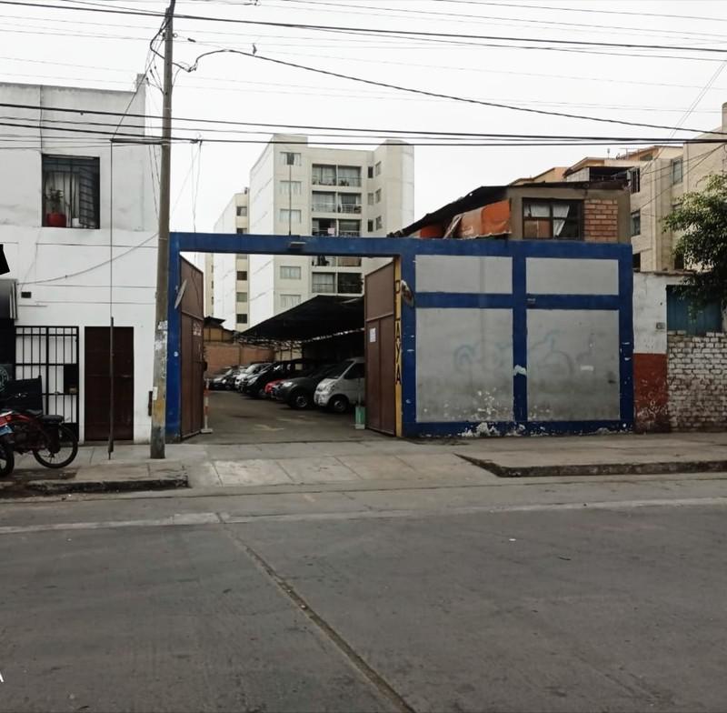 Foto Terreno en Venta en  Breña,  Lima  Jiron HUARAZ