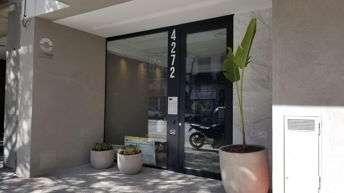 Foto Departamento en Alquiler en  Almagro ,  Capital Federal  Estado de Israel al 4272 1º C