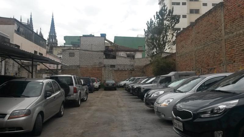 Foto Terreno en Venta en  Centro Norte,  Quito  ATENCION PARA  RESTAURANTES U OFICINAS : TERRENO EXCELENTE UBICACIÓN: