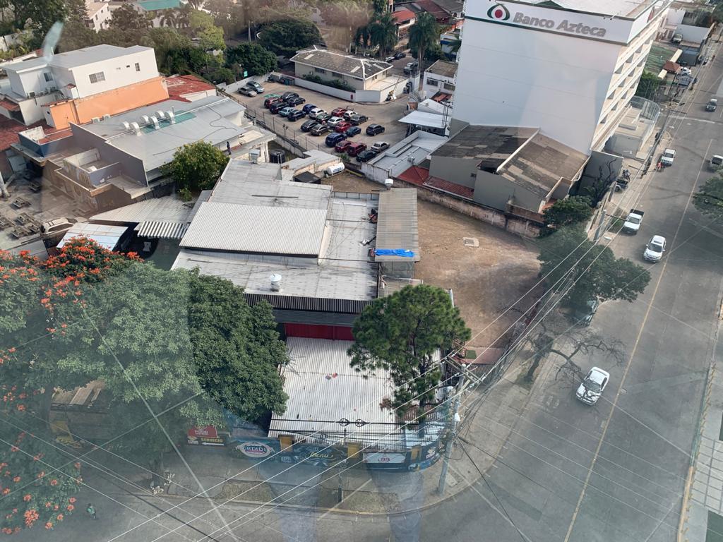 Foto Campo en Venta en  Palmira,  Tegucigalpa  TERRENO COMERCIAL, PALMIRA