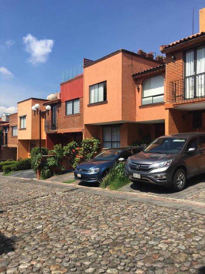 Foto Casa en condominio en Venta en  Las Aguilas,  Alvaro Obregón  Merced Gomez