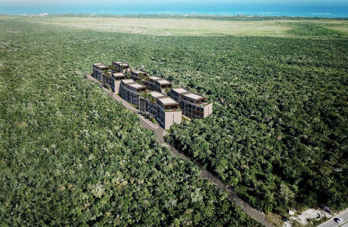 Tulum Departamento for Venta scene image 9