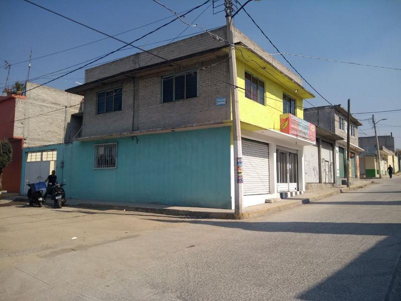 Foto Casa en Venta en  San Martín Azcatepec,  Tecámac  CASA Y LOCAL EN VENTA TECAMAC