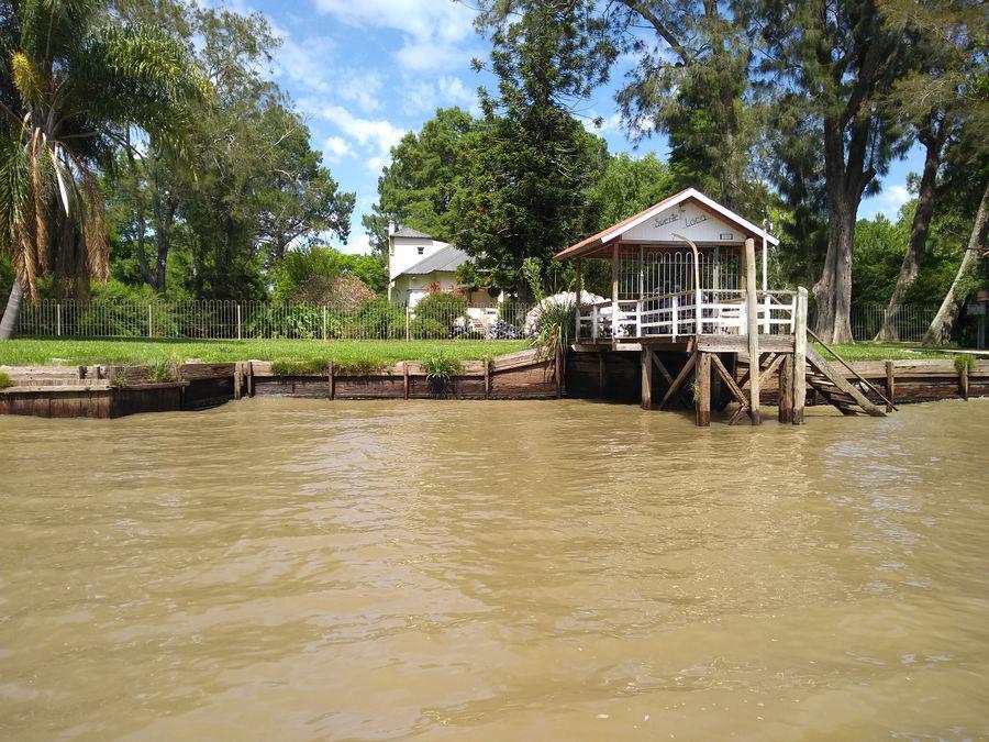 Foto Casa en Venta en  Zona Delta Tigre,  Tigre  Sarmiento Suerte Loca