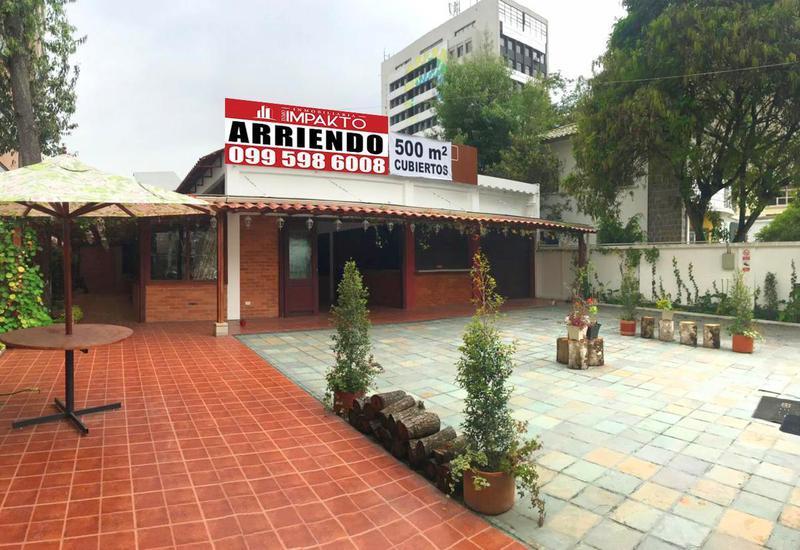 Foto Local en Alquiler en  Centro Norte,  Quito  Yánez Pinzón y Colón