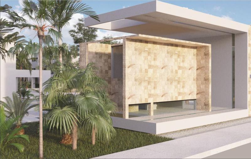 Foto Casa en condominio en Venta en  Supermanzana 312,  Cancún  Casa venta en Residencia Lantana
