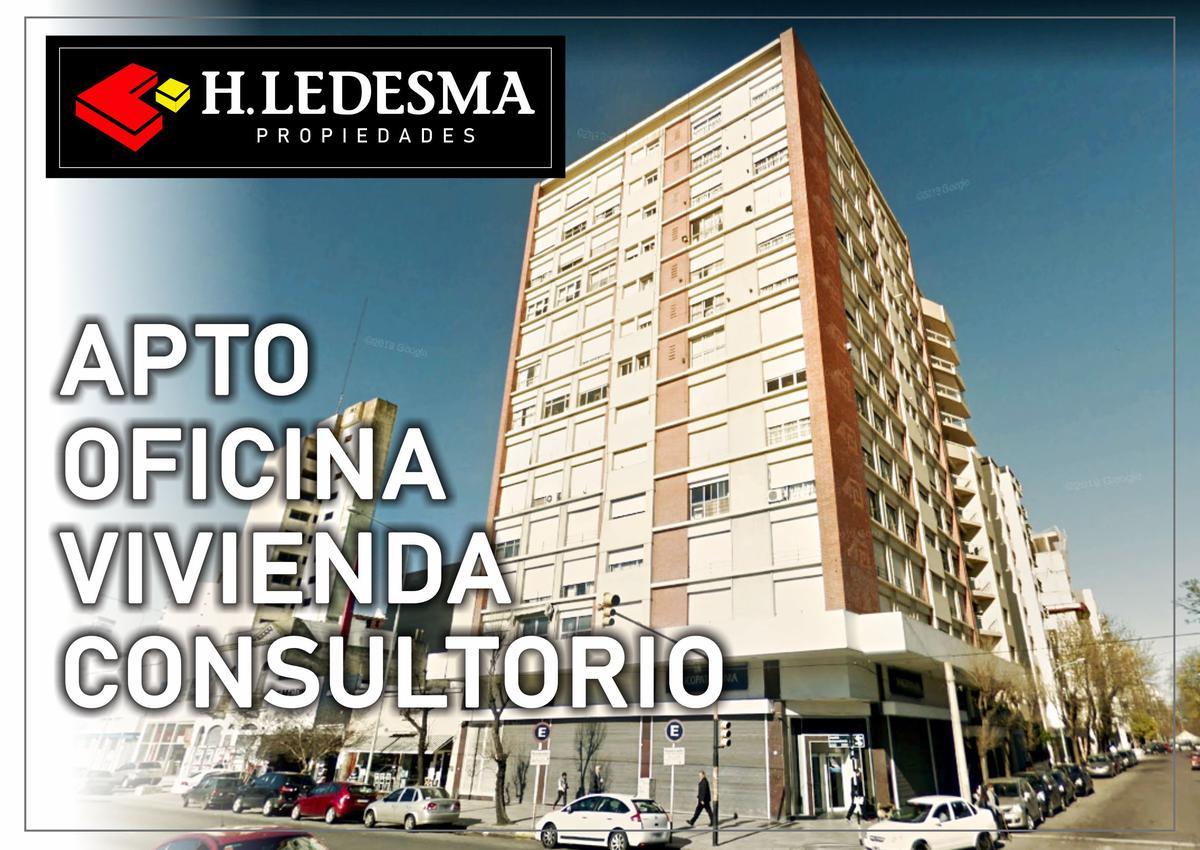 Foto Departamento en Alquiler en  Macrocentro,  Mar Del Plata  BROWN 3100