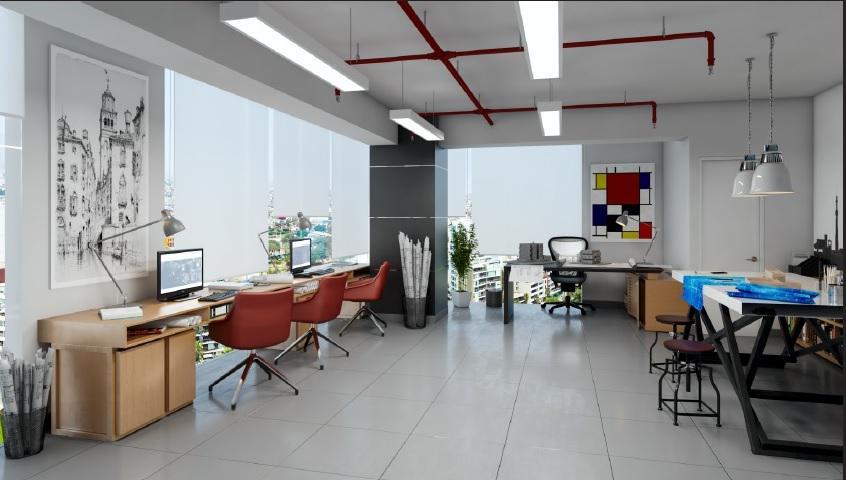 Foto Oficina en Venta en  Lince,  Lima  Av. Arequipa oficina duplex