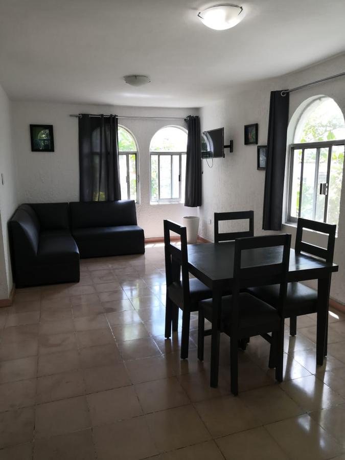 Foto Departamento en Renta en  Supermanzana 45,  Cancún  DEPARTAMENTO AMUEBLADO EN RENTA EN CANCUN EN SM45