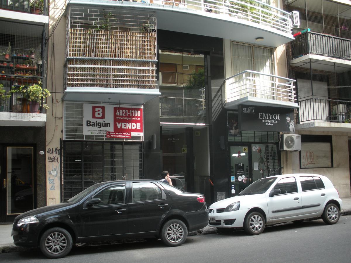 Foto Local en Venta en  Palermo ,  Capital Federal  Vidt y Bulnes