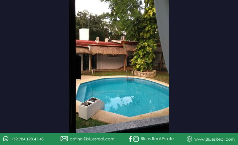 Picture House in Sale in  Felipe Carrillo Puerto ,  Quintana Roo  Santa Teresita ranch for sale in Puerto Aventuras - Investment opportunity   Code 976   Blues Real