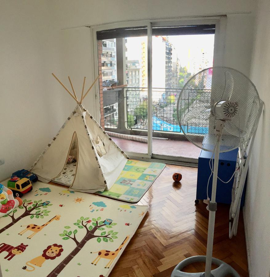 Foto Departamento en Alquiler en  Balvanera ,  Capital Federal  Av Corrientes 2818