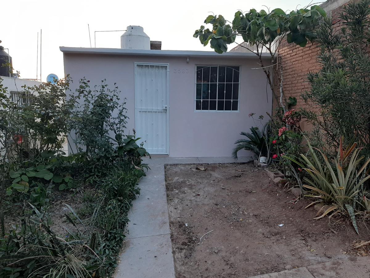 Foto Casa en Venta en  Fraccionamiento Los Angeles,  Culiacán  CASA EN VENTA FRACC LOS ANGELES