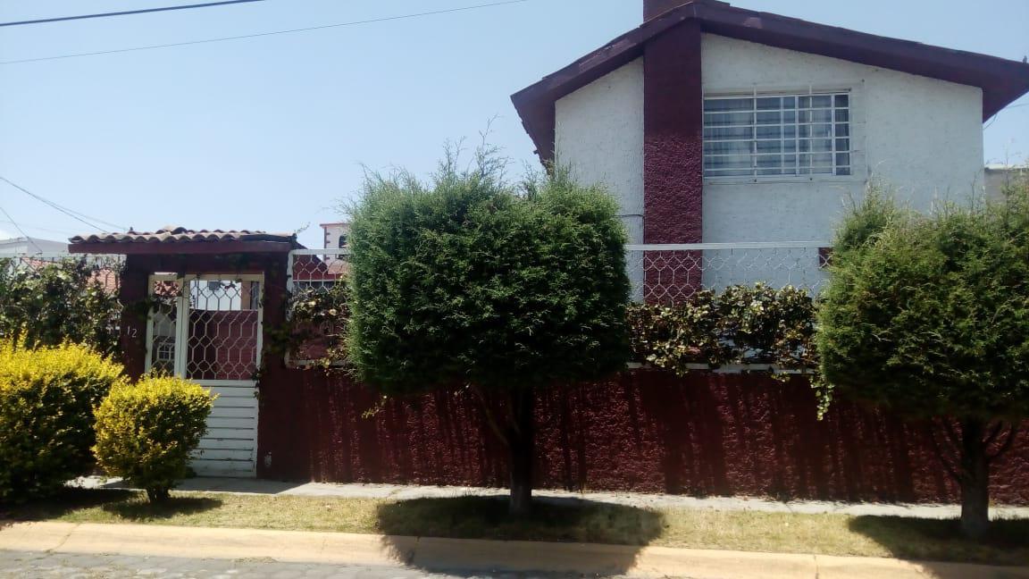 Foto Casa en Venta en  La Virgen,  Metepec  La Virgen