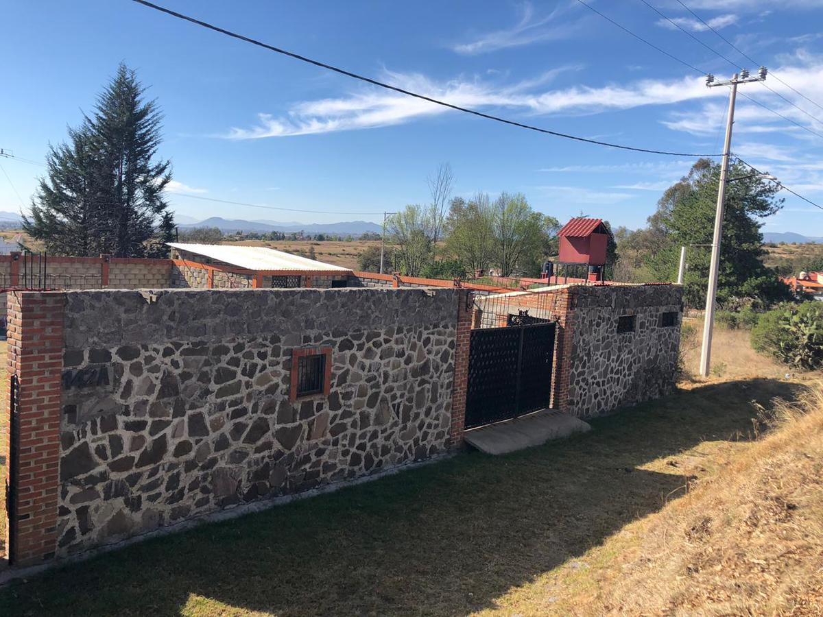Foto Terreno en Venta en  Las Cabañas,  Tepotzotlán  Circuito de los Ángeles No. 142-A