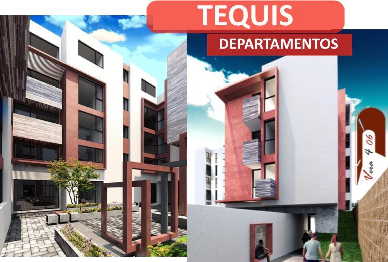 Foto Departamento en Venta en  San Luis Potosí ,  San luis Potosí  AGUSTIN VERA 406, TEQUIS, SAN LUIS POTOSI