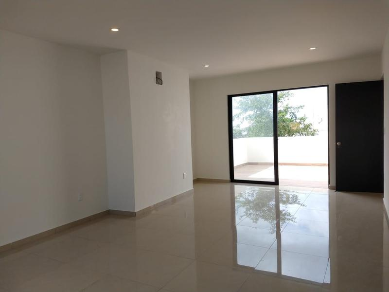 Foto Casa en Renta en  Aqua,  Cancún  Aqua, Casa Nueva en Renta de 3 Recámaras. Cancún, Quintana Roo