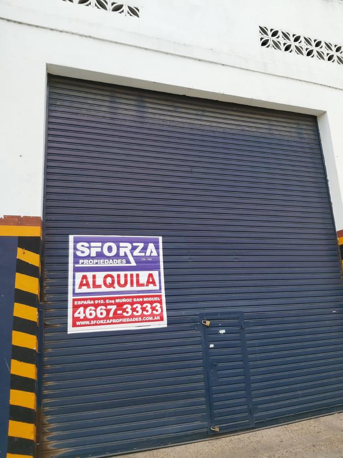 Foto Galpón en Alquiler en  San Miguel ,  G.B.A. Zona Norte  MARCOS SASTRE 9