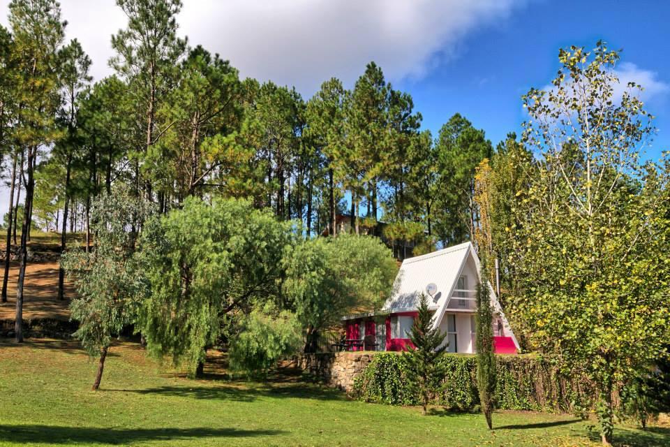 Foto Casa en Venta en  Villa Ciudad De America,  Santa Maria  Los Rosales s/n Lote 36A - Valle Fantástico Country Náutico