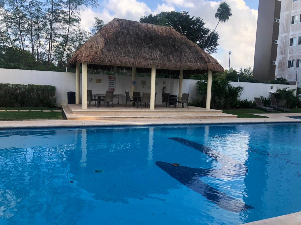 Foto Departamento en Renta en  Residencial Cuyagua,  Cancún  DEPARTAMENTO EN RENTA EN POLIGONO SUR EN RESIDENCIAL CUYAGUA