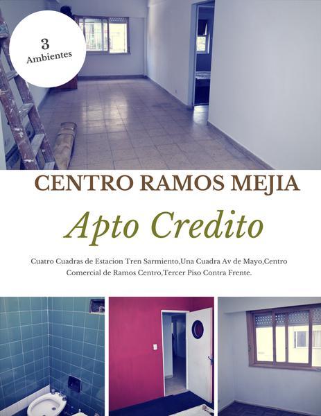 Foto Departamento en Venta en  Ramos Mejia,  La Matanza  Bolivar 446-piso 3 DTO 5