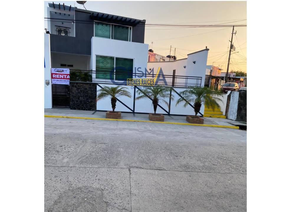 Foto Casa en Renta en  Benito Juárez,  Tuxpan  CASA NUEVA EN RENTA CERCA DEL LIBRAMIENTO