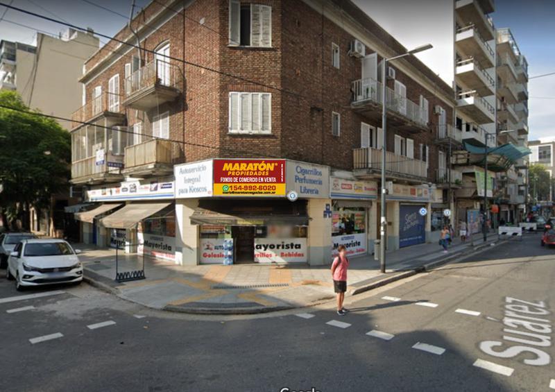Foto Fondo de Comercio en Venta en  Barracas ,  Capital Federal  Suárez 1200