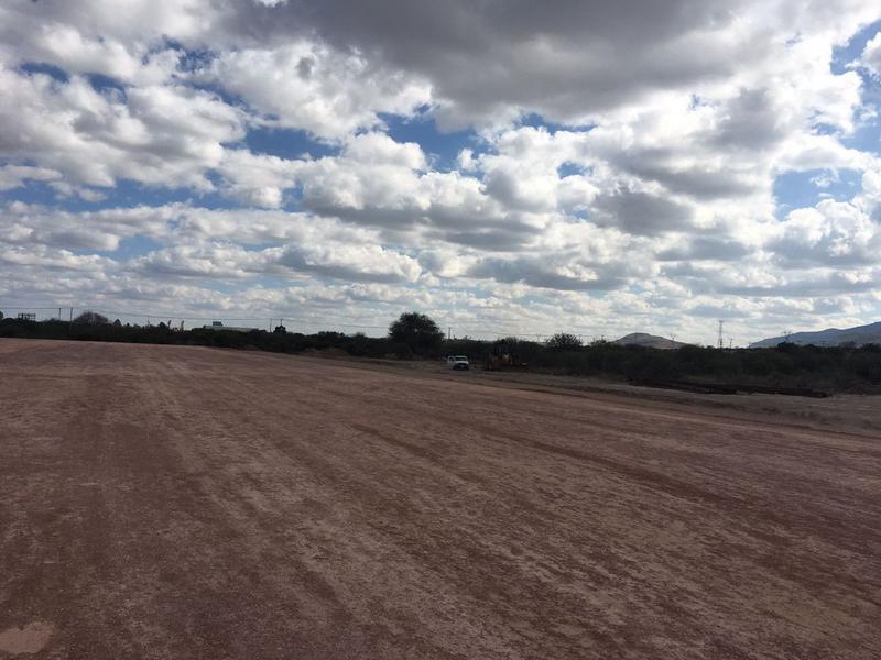 Foto Terreno en Renta en  Zona Industrial,  San Luis Potosí  RENTA DE TERRENO EN ZONA INDUSTRIAL EJE 140