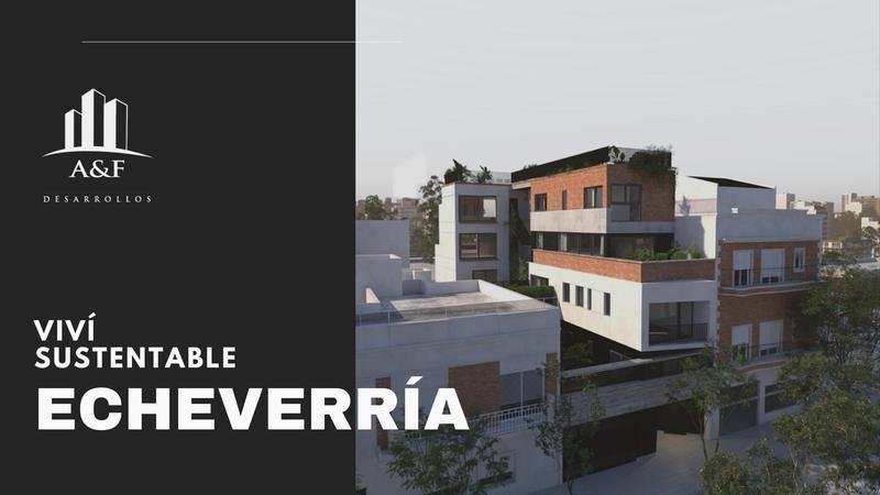 Foto Departamento en Venta en  Urquiza R,  Villa Urquiza  Echeverría 4800, Villa Urquiza  UF 7 VENDIDA